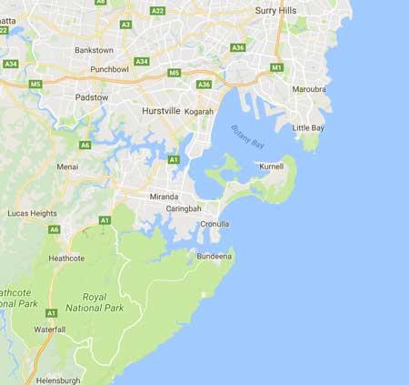 Southern Sydney NSW